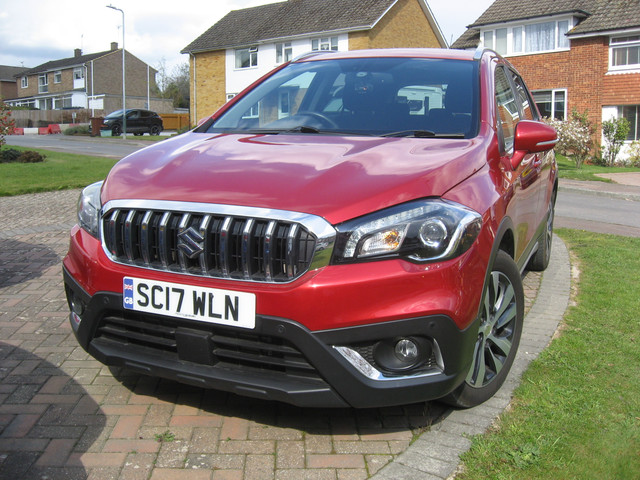 SHOW US YOUR S-CROSS! - Page 2 IMG-4414