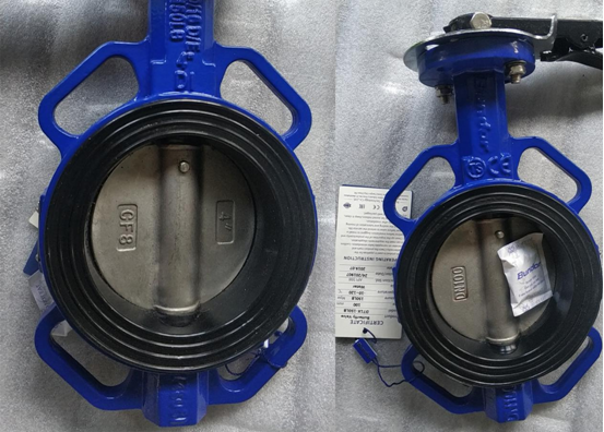 Butterfly valves, gate valves, filters of Bundor exported to North America, southeast Asia