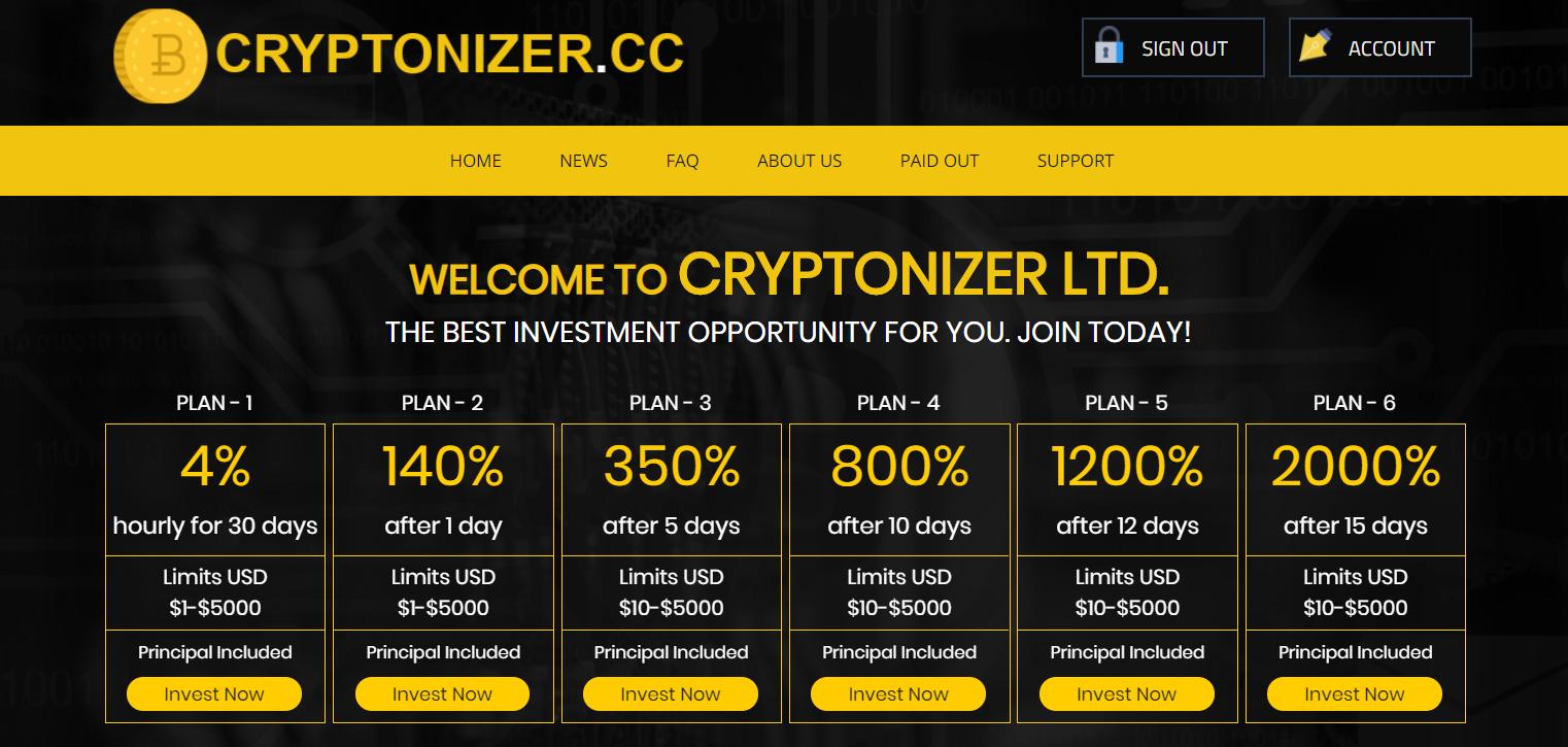 Cryptonizer.cc reviews
