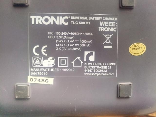 recharger des piles alcalines 5