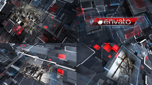 Political News Promo 29516730 - Project for After Effects (Videohive)