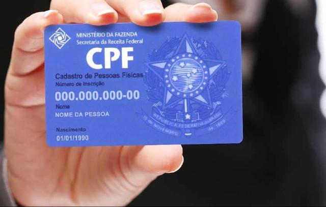 Seu CPF foi vazado