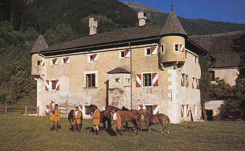 Castello dépendance della locanda Schkiosswirt