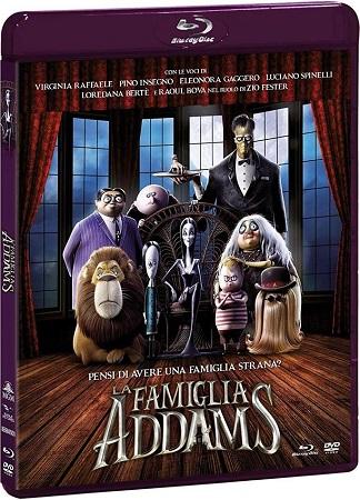 La Famiglia Addams (2019) Full Bluray AVC DTS HD MA