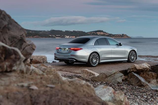 2020 - [Mercedes-Benz] Classe S - Page 22 77-AAEAFE-C955-4-B09-8402-E311-C324-A5-DB