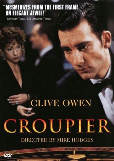 Krupier / Croupier (1998) PL.BRRip.480p.XviD.AC3-LTN / Lektor PL