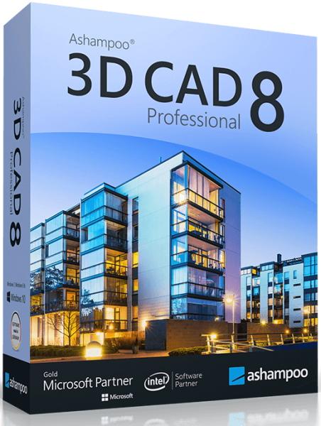 Ashampoo 3D CAD Professional 8.0.0