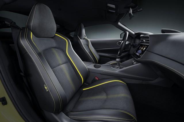 Le Nissan Z Proto : Inspiré Du Passé, Tourne Vers Le Futur 200916-01-022-source