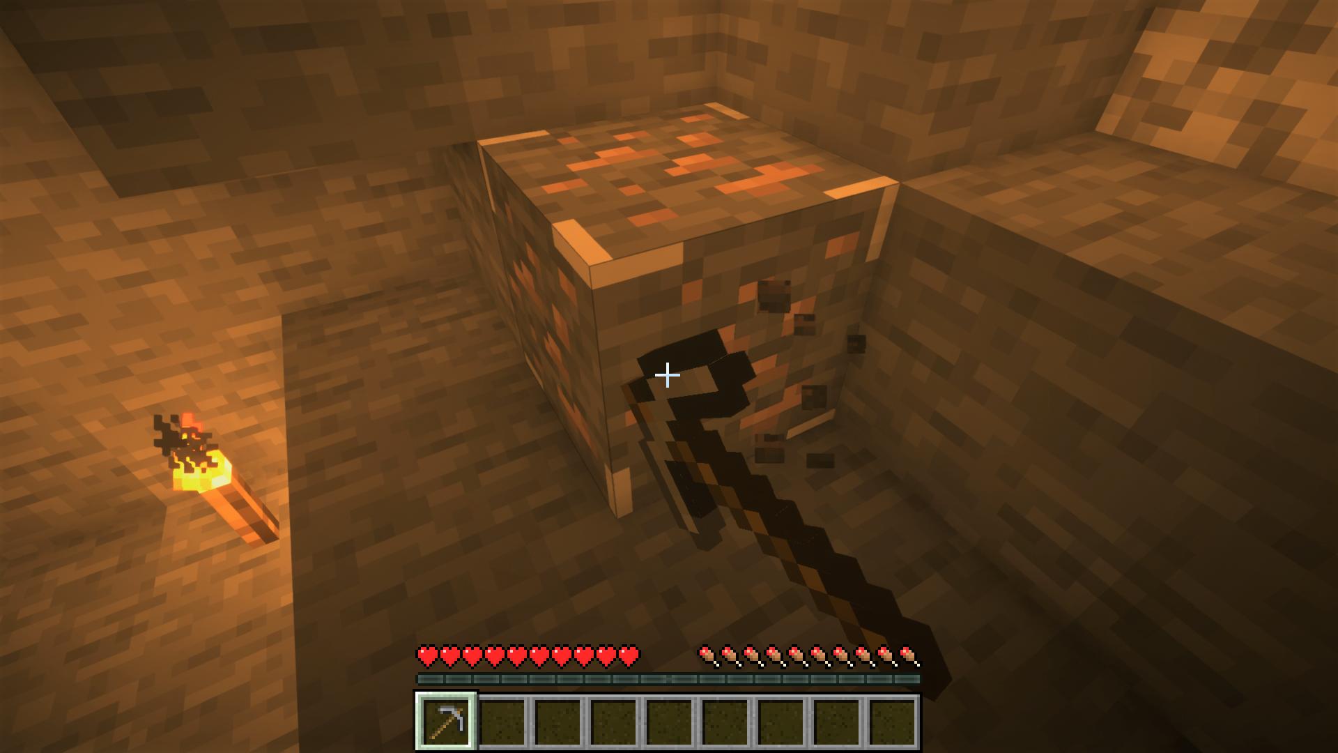 DestroFlux   Better Destruction Effect Minecraft Texture Pack