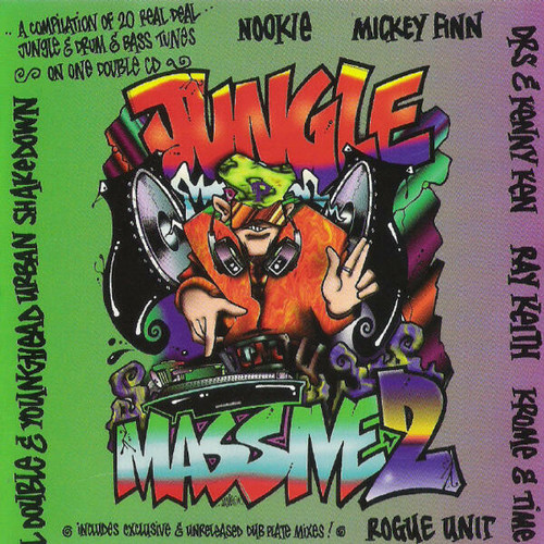 VA - Jungle Massive Collective 2 1994