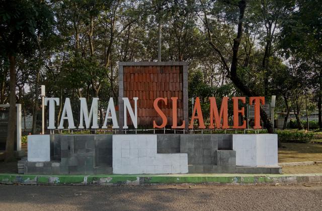 Taman Slamet Malang