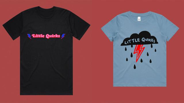 Little-quirks-t-shirt