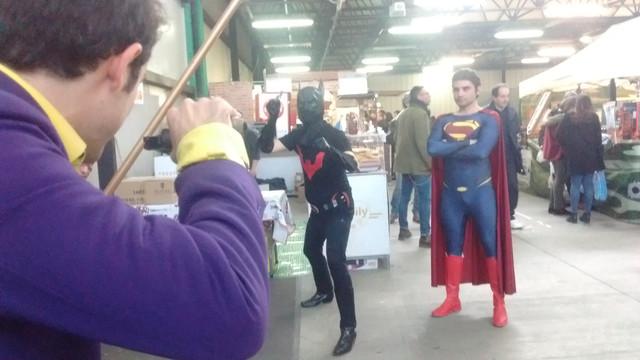 Matteo Bernabei Batman Of The Future 7