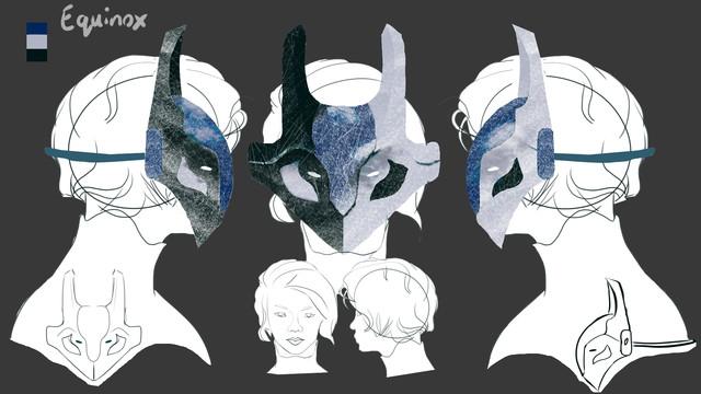 Nakak-Equinox-Mask-Design