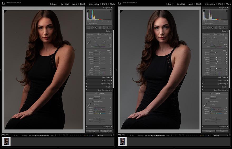 art retouch portrait stock photography bundle volume 2 lightroom demo