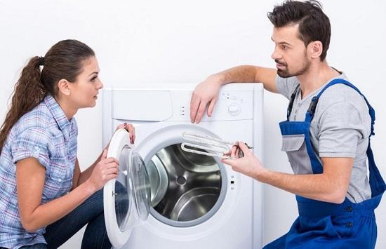 Выявление проблем стиральной машины