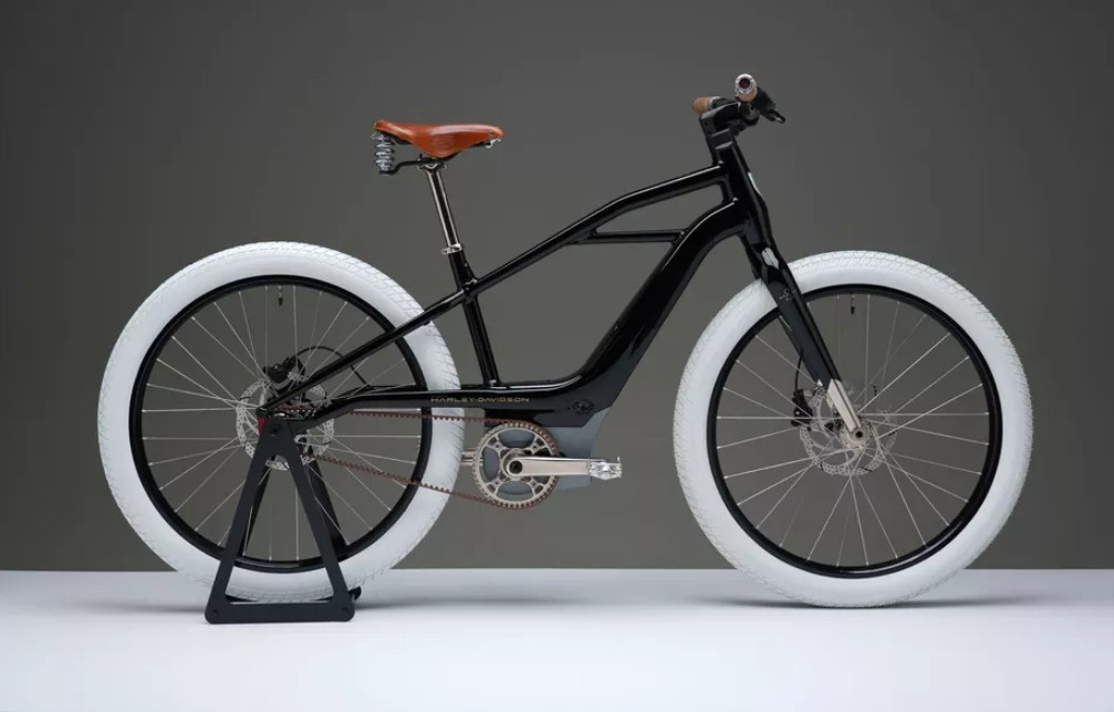 SERIAL 1, prima bicicletta elettrica Harley-Davidson