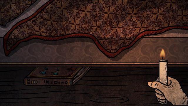 台灣出品 插畫風格獨立遊戲 《人生畫廊》 進入畫中體會詭異氛圍 Image