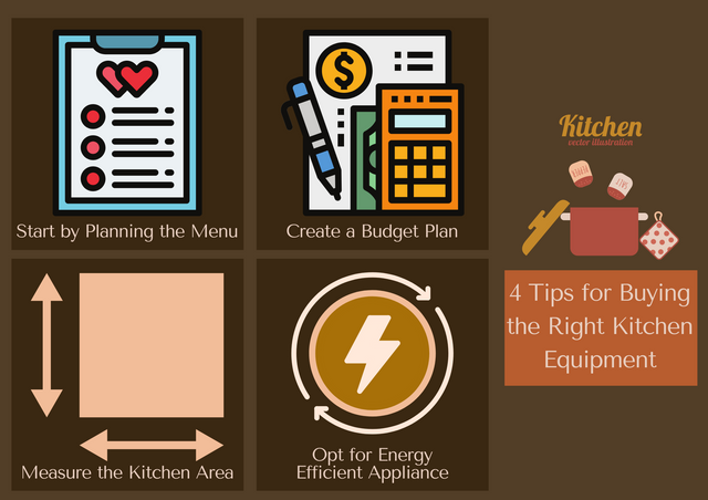 4-Tips-for-Buying-the-Right-Kitchen-Equipment