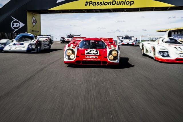 Porsche réuni six prototypes vainqueurs au classement général au Mans S20-4238-fine
