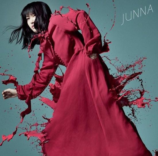 [Single] JUNNA – Akaku, Zetsubou no Hana.