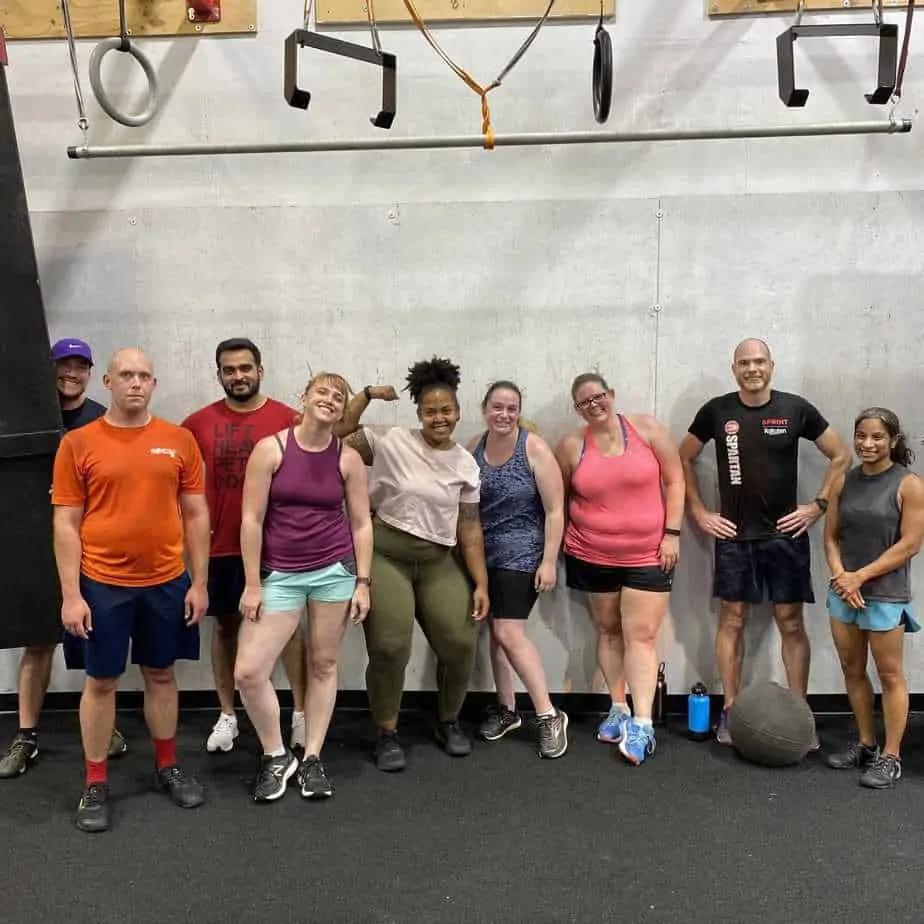 CrossFit Gym Maryland