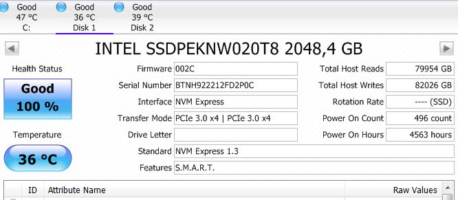Znizenie zapisovania na SSD
