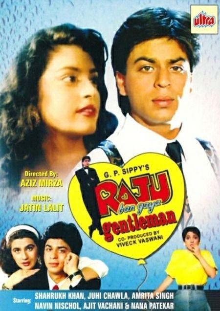 Raju Ban Gaya Gentleman (1992) Hindi 720p WEB-DL 1.2GB ESubs