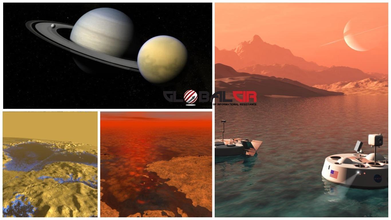 ISPUNJENO TEKUĆIM ETANOM I METANOM! Saturnov mjesec Titan ima 'more' dovoljno duboko da ga može istraživati i podmornica