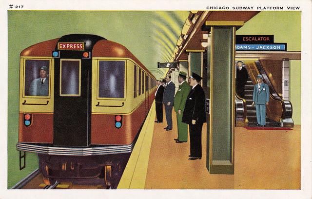 Early Subway