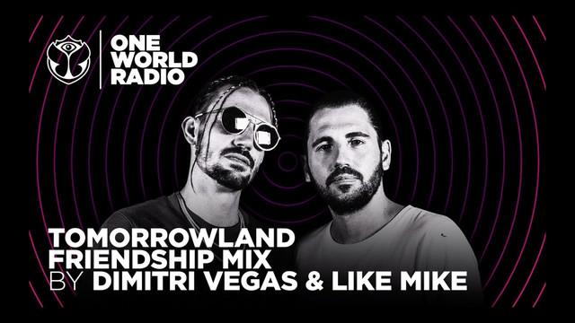 Ninja Nerd - Tomorrowland Friendship Mix - Dimitri Vegas & Like Mike