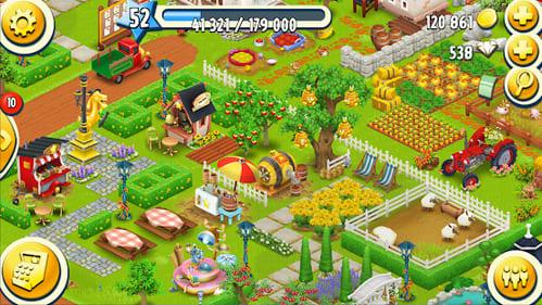 Hay Day – Jogo de fazendinha