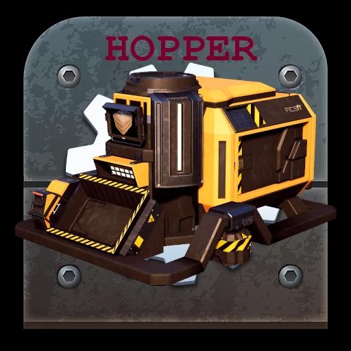 Item Hopper /Бункер для предметов
