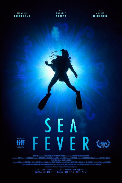 Sea Fever (2020) English 720p HDRip x264 900MB DL