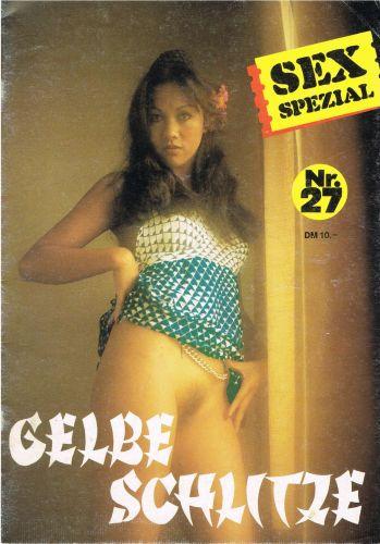 Cover: Sex Spezial No 27