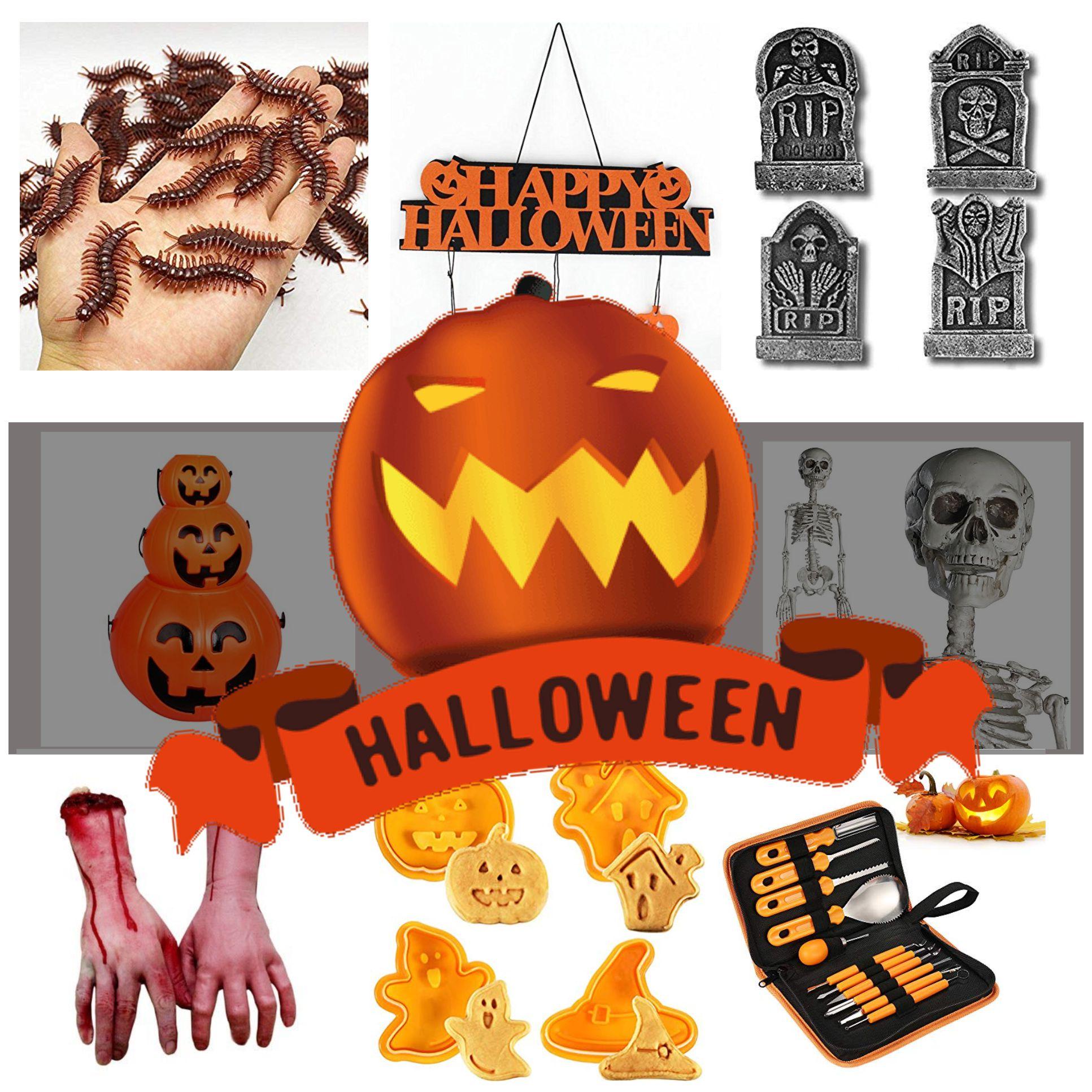 Novedades de decoración terror para Halloween 2021