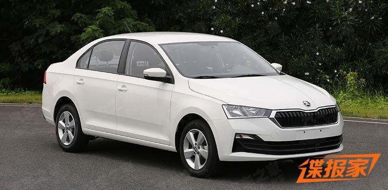 2019 Škoda Scala (Rapid/Spaceback II) 7