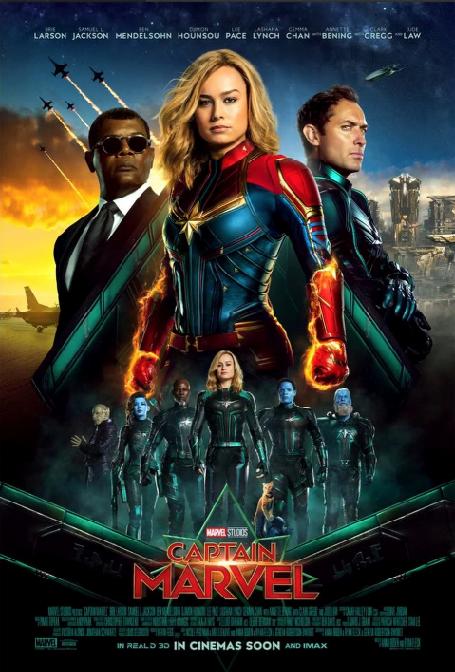 [Marvel] Captain Marvel (2019)  - Page 2 XX9