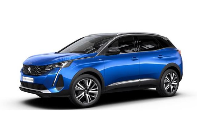 2020 - [Peugeot] 3008 II restylé  - Page 25 71518410-DCBE-4157-A581-F28029-A862-E5