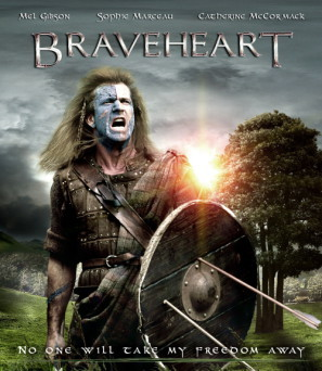 Braveheart Hindi Dabbed BluRay Movie 720p