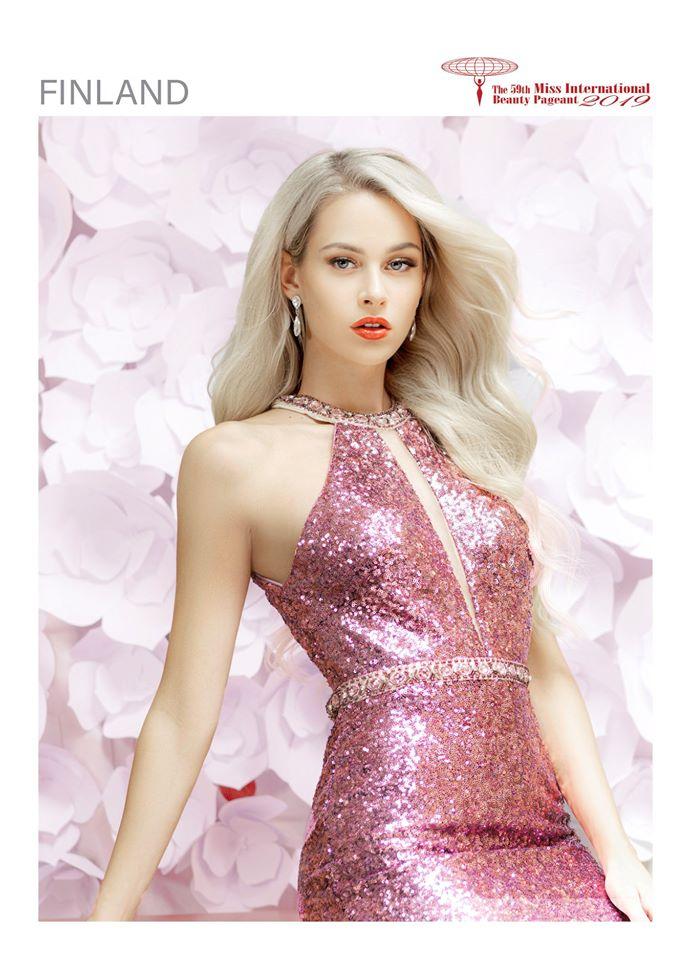 Round 31st : Miss International 2019 7