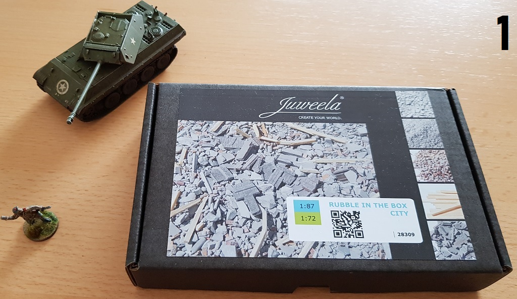 How To: Arminace & Rubble in a Box - City 2 Bild1