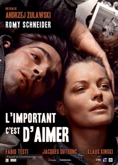 Najważniejsze to kochać / L'important c'est d'aimer (1975)