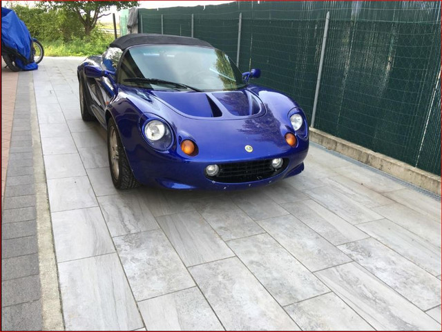 Lotus Elise serie 1 - annunci vendita e consigli - Pagina 2 Z1