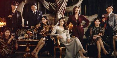 Nonton drama The Penthouse: War in Life