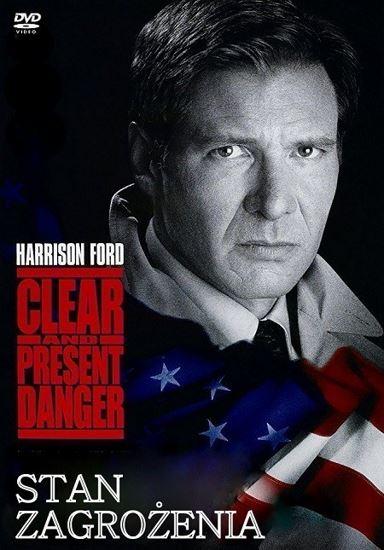 Stan zagrożenia / Clear and Present Danger (1994) PL.AC3.DVDRip.XviD-GR4PE | Lektor PL