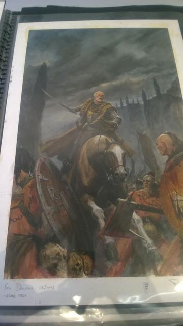 Galerie Daniel Maghen [originaux Warhammer Battle & 40K] 15