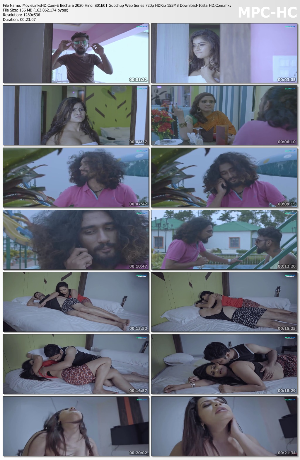 Movie-Links-HD-Com-E-Bechara-2020-Hindi-S01-E01-Gupchup-Web-Series-720p-HDRip-155-MB-Download-10star