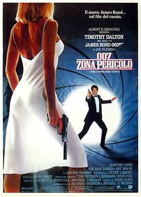 Agente 007 - 15 - Zona Pericolo (1987) UHD 2160p WEBrip SDR10 HEVC DTS ITA/ENG
