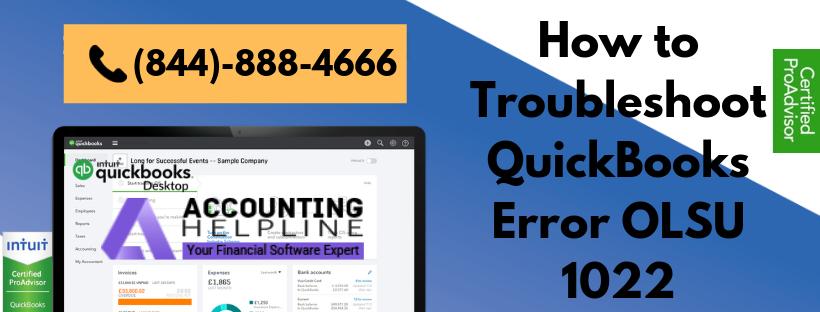QuickBooks Error 1022